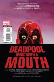Deadpool Merc With A Mouth #3 First 1st Print (2009) Marvel comic book